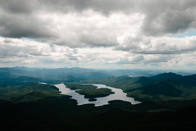 Lake Placid Adirondacks New York