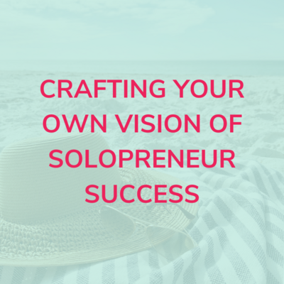 Solopreneur Success