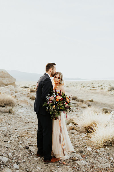 Tahoe Adventurous Wedding