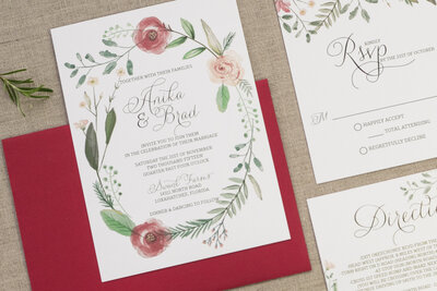 Luxurious Wedding Invitations at an Affordable Price