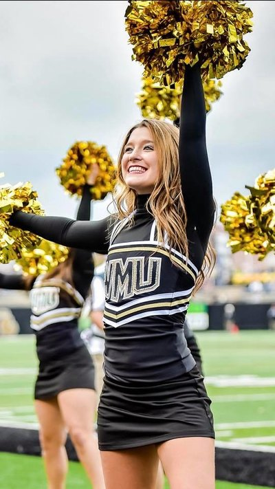 samantha rice western michigan university dance team