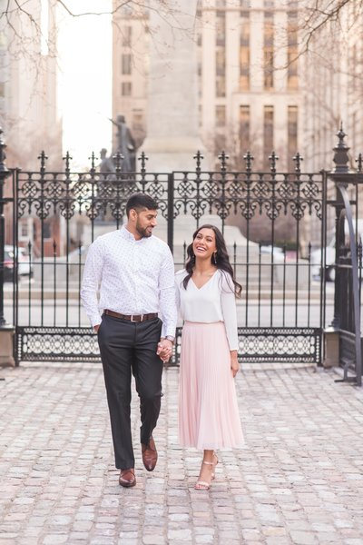 Qurrat A'Yun Studios Toronto Muslim Wedding Photography Photographer Engagement1