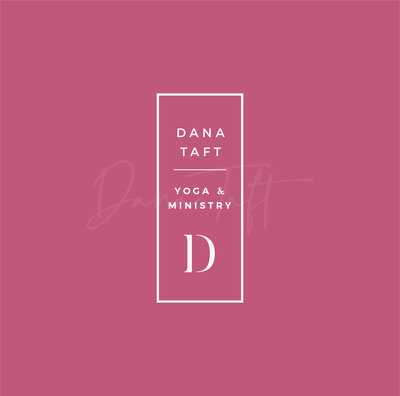 Dana Taft - Logo - Colored Background - 13