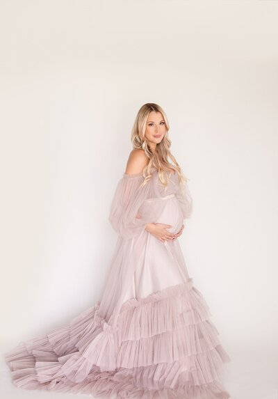 orlando maternity photographer studio