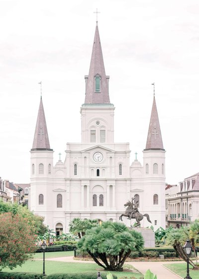 jackson square cathedral