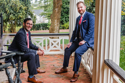 Fall Wedding at Brumby Hall, Marietta GA
