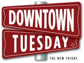 Downtown Tuesday logo