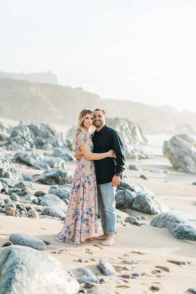 Engagement Session in Carmel California