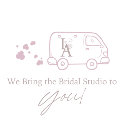 We Bring the Bridal Studio to