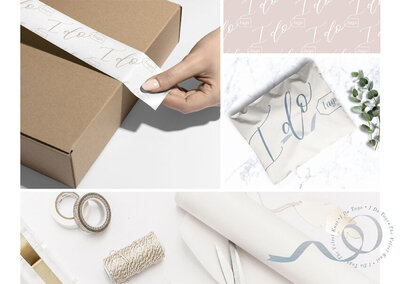 pirouettepaper.com | Logo Design + Branding | Pirouette Paper Company | I Do Tags Logo + Branding, Custom Gift Wrapping and Gift Tags 03