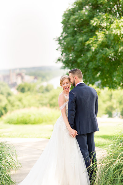 Richmond wedding photography by Marie Hamilton Photography