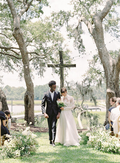 Charleston South Carolina wedding with all of the European feel