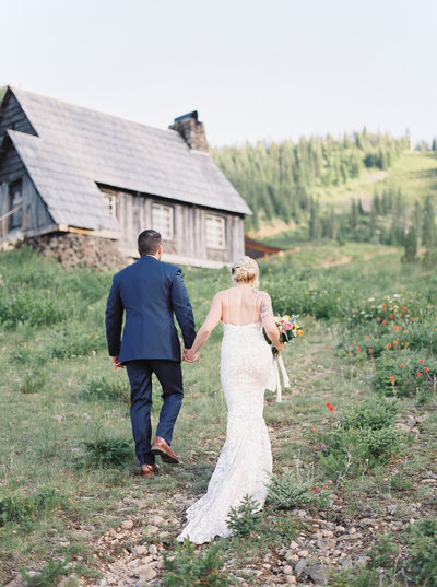 Oregon Mountain Wedding planner