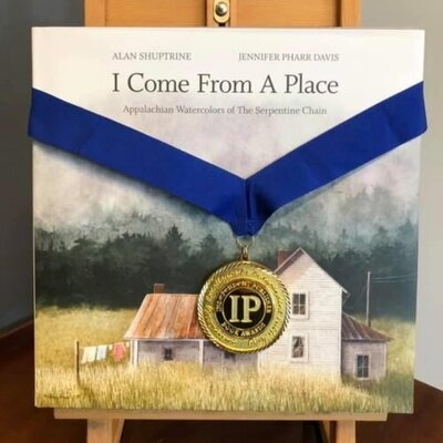 I Come From A Place is the 2020 Recipient of the Independent Book Publisher's Award for Best Southeastern, Non-Fiction Book.