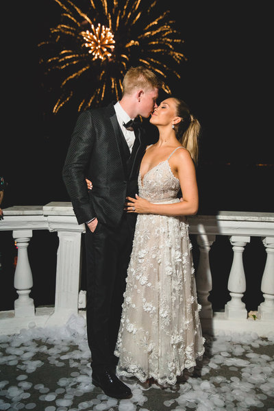Kevin De Bruyne wedding photos