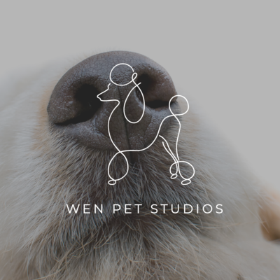 Wen Pet Studios logo by Tribble Design Co.