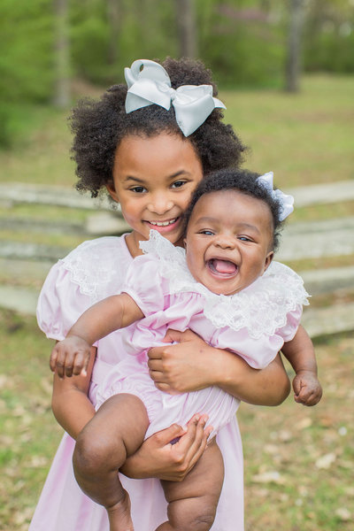 Spring Mini Sessions | Mississippi Family Photographer