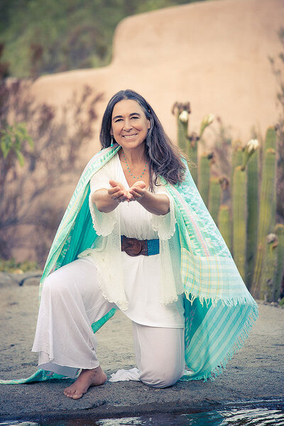 Sarah Livia Living Water at Rancho La Puerta
