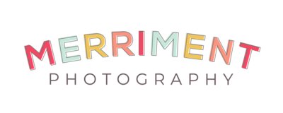 Merriment Photography logo