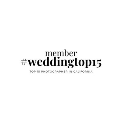 WEDDING TOP 15 Logo
