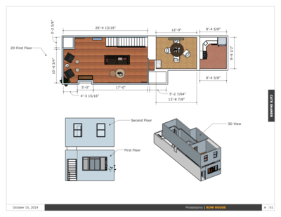 Row House_Layout_2
