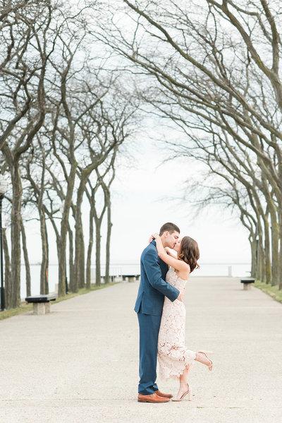 A gorgeous fall wedding at the Navy Yard in Washington DC by photographers Davey & Krista