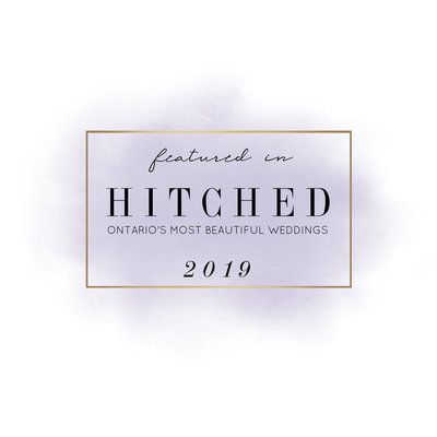 Featured in Hitched 2019