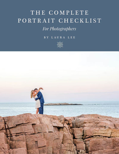 The Complete Portrait Workflow for Photographers_Laura Lee Creative 2017