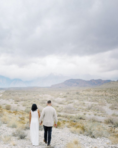 Las Vegas Elopement at the Red Rocks