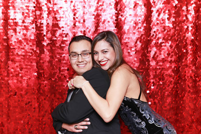 The Grand Promenade Photo Booth Rental