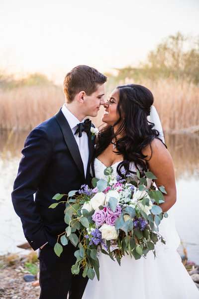 Rio Salado Audubon Center Wedding