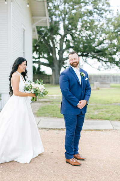 Farmhouse Texas Wedding