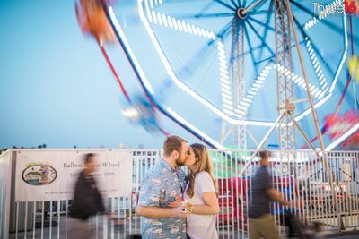 Balboa Fun Zone Engagement