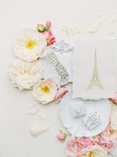 Vow renewal in Paris | Jennifer Fox Weddings