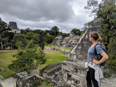 In 2018, I backpacked solo through Mexico and Central America.