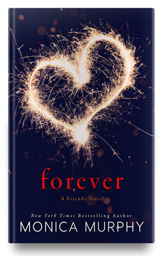 LWD-MonicaMurphy-Cover-Forever-Hardcover-LowRes