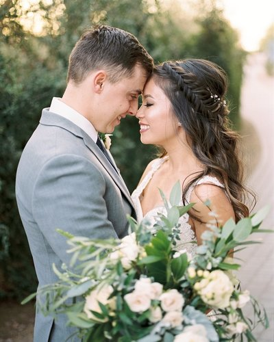 Rustic chic wedding in Florence, Arizona
