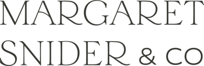 UPDATED_Margaret Snider_Main Logo_transparent