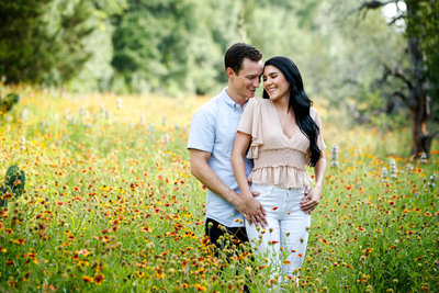austin texas mckinney falls engagement session wedding photographer