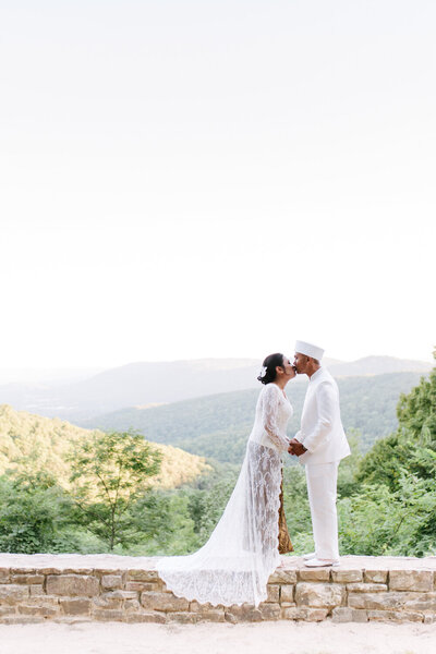 Monte Sano Mountain Summer Wedding - Indonesian Wedding