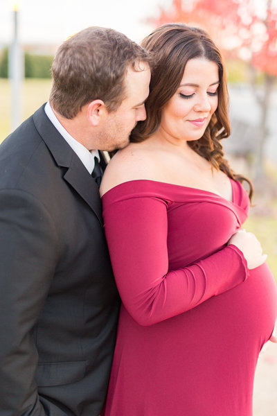 Central Arkansas Maternity Photographer