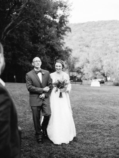 alabama backyard wedding film photographer