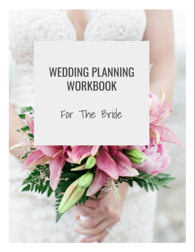 Kelly Lawson Wedding Planning Workbook