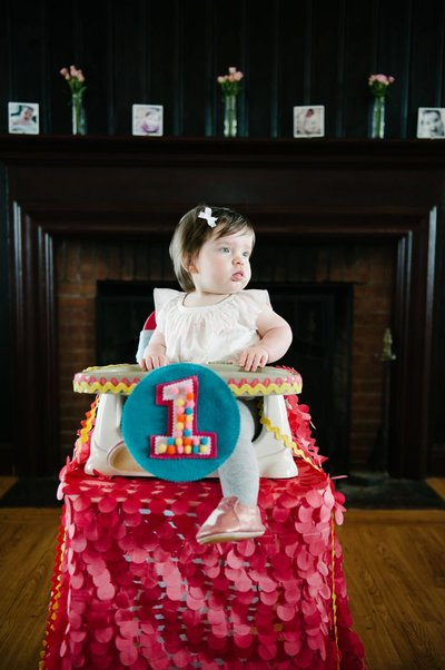 Children's 1st Birthday Party Planner