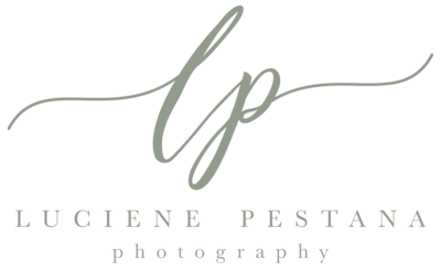 Luciene Pestana Photography Logo Sage