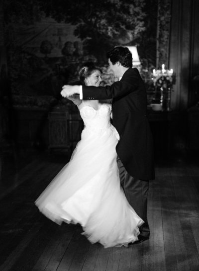 bradley house wedding photographer first dance sarah hannam