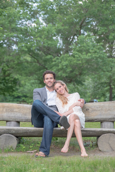 Couple Family Session | Chesapeake Maryland