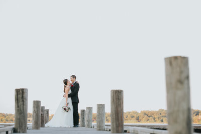 white rock dallas wedding planner bride and groom