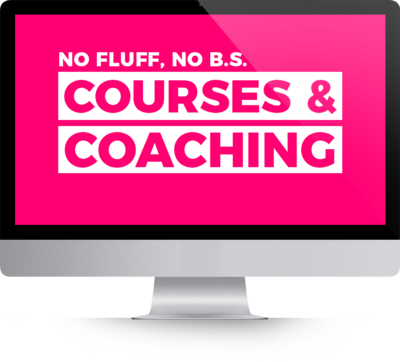Kyle Goldie Courses & Coaching Computer Badge