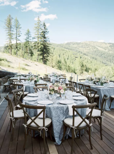Whitefish Montana Wedding